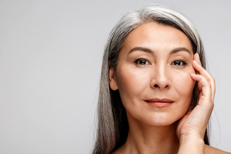 Natural Face Lift Facial Treatments For Asian Woman